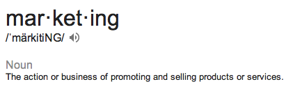 marketing-definition